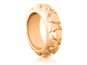 Onix in Polished Bronze