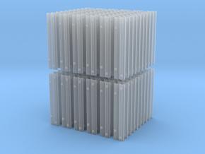 120 Rillenschwellen 0f für Peco c.60 in Smoothest Fine Detail Plastic