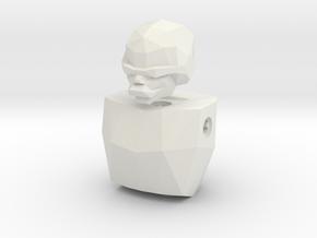 LoveLego: Gindra. in White Natural Versatile Plastic