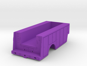 Frederick Harvesting Service Bed in Purple Processed Versatile Plastic
