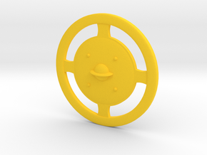 cyclone shield 200x in Yellow Processed Versatile Plastic