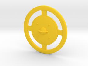 cyclone shield 200x in Yellow Processed Versatile Plastic
