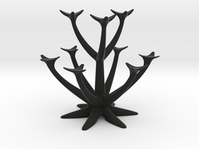The spooky tree in Black Natural Versatile Plastic