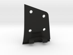 Logitech G35 (R/Inside) Bracket Upgrade in Black Natural Versatile Plastic