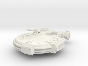 YT-2400 Freighter in White Strong & Flexible