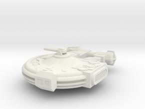 YT-2400 Freighter in White Natural Versatile Plastic