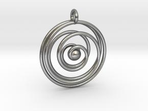 Good cosmic waves in Natural Silver: Medium