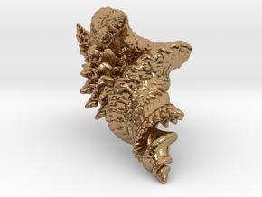 Rak in Polished Brass