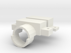 FX-61 Phantom Mobius Camera Remote Lens Tray in White Natural Versatile Plastic
