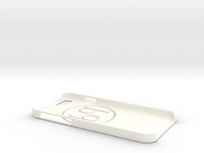 PREP Sound Customizable Iphone Case in White Processed Versatile Plastic
