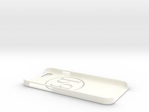 PREP Sound Customizable Iphone Case in White Processed Versatile Plastic
