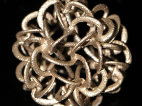 Linking Stars Variation A  in Stainless Steel