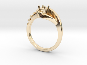 Wedding Mania in 14K Gold