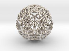 Superconsciousness Sphere in Platinum