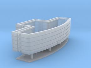 Amk306 1-87 Ballast in Smooth Fine Detail Plastic
