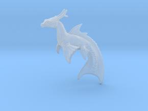 Koi Dragonfish in Smooth Fine Detail Plastic