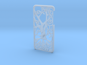 "Iphone 6 Plus  cover ""Tree of life"" in Frosted Ultra Detail"