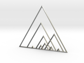 Triangles in Natural Silver