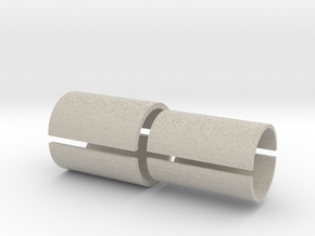 25mm and 30mm Spacer for Scope Rings in Natural Sandstone
