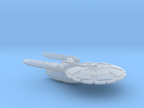 Invincible Class Battle Cruiser - 1:7000 scale in Frosted Ultra Detail