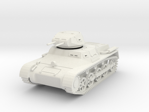 PV93A Pzkw I ausf A (28mm) in White Natural Versatile Plastic