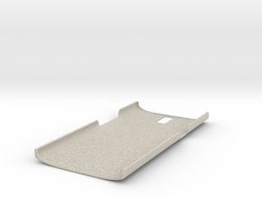 Oneplus One - Back Protection Cover  in Natural Sandstone
