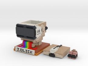 J Olick Open in Full Color Sandstone