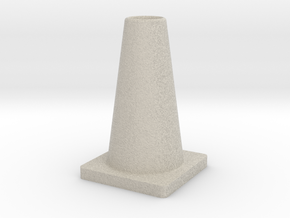 Pylon in Natural Sandstone