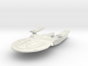 Reaven Class C HvyDestroyer in White Natural Versatile Plastic
