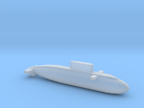 Kilo-Class, Full Hull, 1/1800 in Smooth Fine Detail Plastic