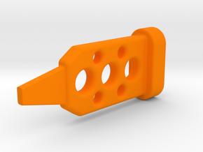 Pax Packer Mini (Pax 2 & 3) in Orange Processed Versatile Plastic