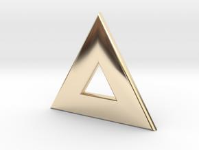 SOD8-1 in 14K Gold