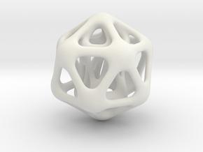Mehtikruton Object 171 3cm in White Strong & Flexible
