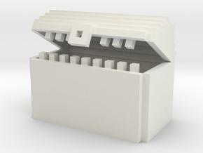 Vox Mimic in White Natural Versatile Plastic