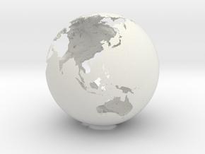Ocean 15cm in White Natural Versatile Plastic