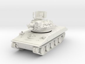 MV06A M551 Sheridan Vietnam (28mm) in White Natural Versatile Plastic