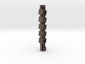 OghamSymbol18 in Stainless Steel