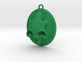 FELDOR pendant  in Green Processed Versatile Plastic
