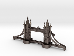London Bridge 3d Printing in Stainless Steel