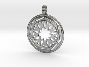 CHAKRA ASCENSION in Premium Silver