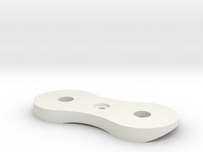 Switch Ocleos in White Natural Versatile Plastic