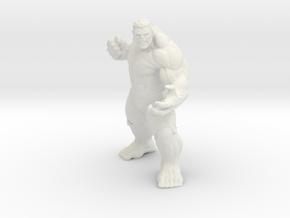 Hulk in White Strong & Flexible