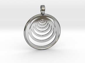 MOON PHASES in Premium Silver