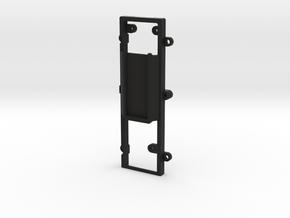 DNA200 Premium case - Easy mount oLED mount in Black Natural Versatile Plastic