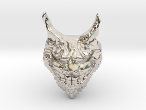 Alice: Madness Returns Cheshire Cat Ring in Rhodium Plated Brass