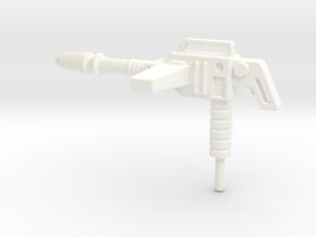 V.E.N.O.M Jackhammer top gun in White Processed Versatile Plastic