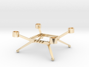 Minicopter-201510 in 14K Yellow Gold