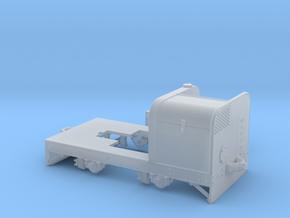 Jung Feldbahndieseltriebwagen Spur 1 1:32 Var1 in Smooth Fine Detail Plastic