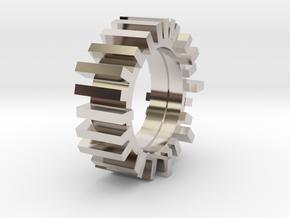 Ring2 in Platinum