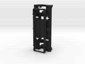 DNA200 Ergonomic - EasyMount oLED n Battery Sled in Black Natural Versatile Plastic